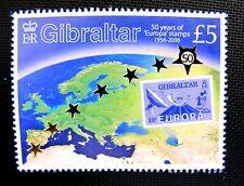 1026 EURO STAMP ANNIVERSARY MNH OG (SEE ITEM DESCRIPTION)