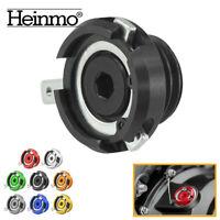 Universal M20 x 2.5 Oil Filler Cap Screw Plug For Ducati Honda Kawasaki Yamaha
