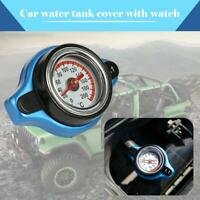 0.9/1.1/1.3Bar Big Head Temperature Gauge with Safe Thermo Radiator Tank Cover