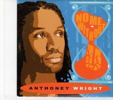 (EY578) Anthoney Wright, No Me Without You - 2008 DJ CD