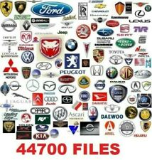 44,700 files 10GB pack Immo ECU database dump damos file all car original