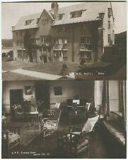 More details for 2 cards, bangor normal college, b n c hostel - caernarvonshire postcard wickens
