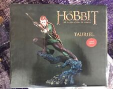 Weta Tauriel Hobbit Lord of the Rings Polystone Lotr Statue Figure