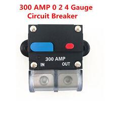 300 A 0 2 4 Gauge Car Audio Inline Power IMC Audio Circuit Breaker Br12V System