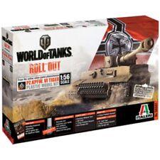 Italeri 56501 1/56 World Of Tanks Pz.Kpfw.VI Tiger