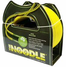 "Rolair NOODLE® 3/8"" x 100' / 9.5mm x 30.5m hybrid air hose with coupler and plug"