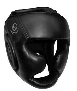 Classic Head Guard Boxing MMA Muay Thai Protection Training