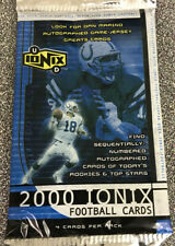 2000 Upper Deck UD Ionix Single Pack (H) - Factory Sealed- Brady RC!