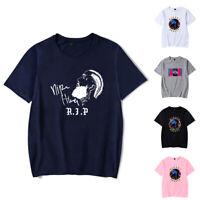 Nipsey Hussle T-shirt Cotton Men Hip Hop Crew Neck Short Sleeve Fans Tee