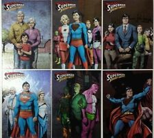 Superman Complete Non-Sport Trading Card Sets