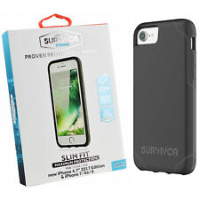Genuine Griffin Survivor Impact Resistance Slim Case Cover For iPhone 8/7/6S/6