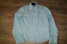 Joop!-ladies blue shirt/blouse.EU 40(UK 12)Slightly used.