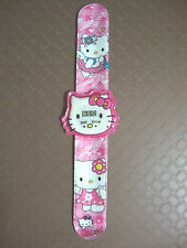 Kids Hello Kitty digital Slap Watch BRAND NEW