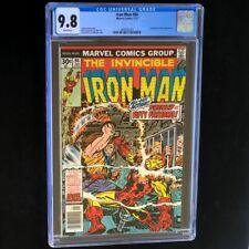 Invincible Iron Man #94 (1977) 💥 CGC 9.8 💥 vs Kraken! Marvel Comics Jack Kirby