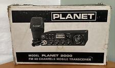 Planet Model Planet 2000 CB Box *Box Only* Ex Display