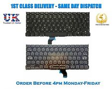 """Replacement For Apple Macbook Pro Retina 13"""" A1502 Laptop Keyboard UK Layout"""