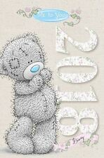 Me To You A5 Diary 2018 Nouveau-Tatty Teddy Bear