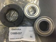 ELECTROLUX FRONT LOAD WASHER BEARINGS AND SEAL SET  EWF1087 EWF1074