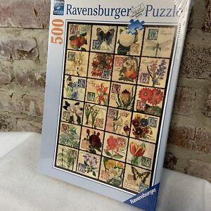 ravensburger puzzle 500 Vintage Flora