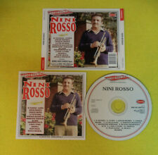 CD NINI ROSSO Omonimo Same 1997 Ita HARMONY 74321514712 no lp mc dvd (XI7)