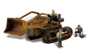 Woodland Scenics ~ HO Scale Construction ~ Fritz's Front Loader ~ AS5558