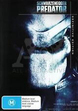 Predator * NEW DVD * Arnold Schwarzenegger (Region 4 Australia)