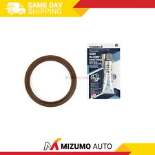 Rear Main Seal Fit 87-10 Cadillac Buick Chevrolet GMC Saturn 2.0 2.8 3.1 3.4 3.9