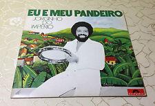 """JORGINHO DO IMPERIO (LP)""""EU E MEU PANDEIRO"""" [BRAZIL 1976 POLYDOR """"SAMBA"""" *RARE*]"""