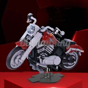 DK - Display Stand for LEGO Harley-Davidson Fat Boy 10269 (AUS Top-Rated Seller)