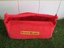 Handy Manny Disney soft tool box only