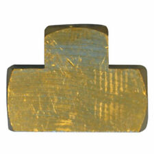 Brass Tee Fitting - 2 Way Outlets 1/8 Inch Female FP22T