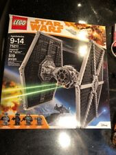 Lego 75211 Star Wars Imperial TIE Fighter BRAND NEW FACTORY SEALED