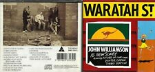 John Williamson cd album - Waratah St.