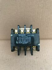 Potter & Brumfield P30C49A12D1-120 110/120V 50/60Hz 8942 4 Pole Contactor #D