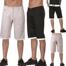 Men's Cool Running Shorts Outdoor Sports Gym Shorts Beach Pockets Wo OqRnV