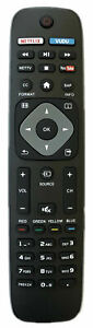 Remote Control for all Phillips LED LCD TV television 40 19 50 55 65 70 75 inch