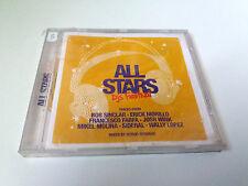 "CD ""ALL STARS DJ'S FESTIVAL"" CD 18 TRACKS PRECINTADO SEALED MIXED BY SERGIO SERR"
