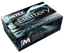 MITEX LI-ION BATTERY 1300MAH FOR MITEX SPORT HANDHELD RADIOS