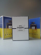 CHANEL No5 1997 ANDY WARHOL 7.5ml PARFUM SEALED INNER BOX INFO BOOKLET NEAR MINT