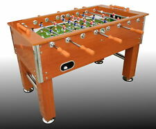 Tischfußball ARENA PRO - Teleskopstangen - Spielfeld aus gehärtetem Glas