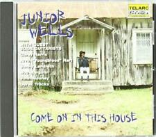 Junior Wells - Come On In This House (NEW CD)
