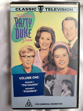 THE BEST OF THE PATTY DUKE SHOW ~ PATTY DUKE + PAUL ANKA ~ RARE VHS VIDEO