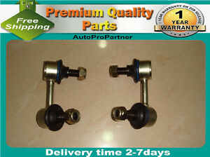 2 FRONT SWAY BAR LINKS SET FOR TOYOTA TACOMA 4WD 95-04