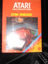 Star Raiders-Atari Game-Collector-RARE-New/Sealed