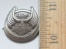 Harley Davidson 105 year Anniversary Motorcycle Pin