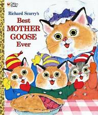 Richard Scarry's Best Mother Goose Ever by Richard Scarry (Hardback, 1993)