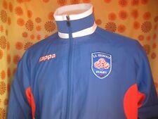 Ancienne VESTE de SURVÊTEMENT KAPPA FC GRENOBLE RUGBY CLUB TL Maillot