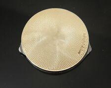More details for vintage asprey 9ct gold travelling manicure wheel