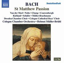 ohann Sebastian Bach - Bach: St Matthew Passion [CD]