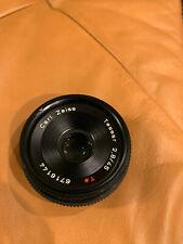 Contax Zeiss Tessar T* 45mm F2.8 AEJ Lens